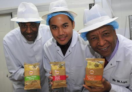 Good Foods Brand Jamaica Patties